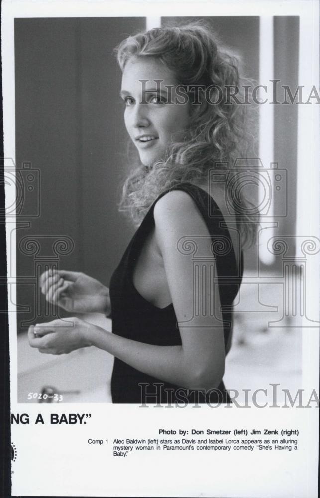 Isabel Lorca