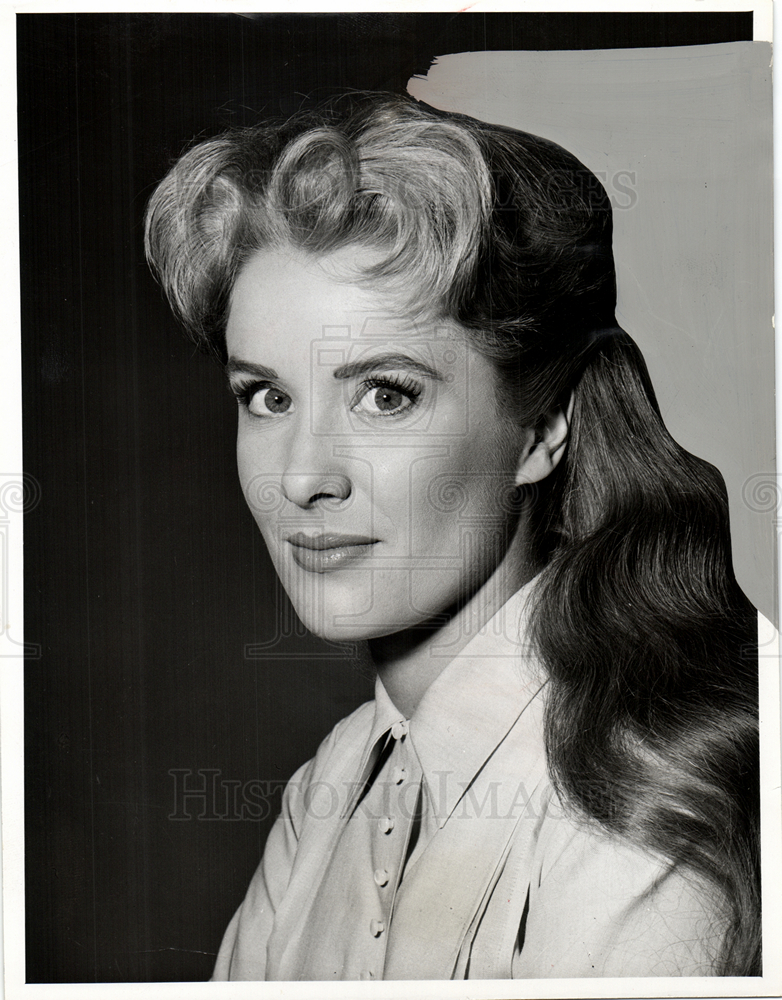 Outlet New Jersey >> 1961, Sally Ann Howes role Jane Eyre CBS | Historic Images