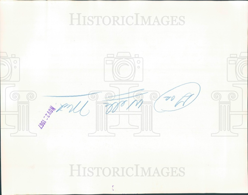 1967 Natural Gas Well Press Photo Historic Images Schematic This Measures 8 X 10 In